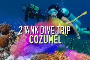 2_tank_dive_trip_cozumel