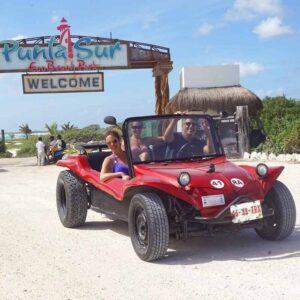 punta sur eco park cozumel buggy