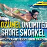 Cozumel Unlimited Shore Snorkel